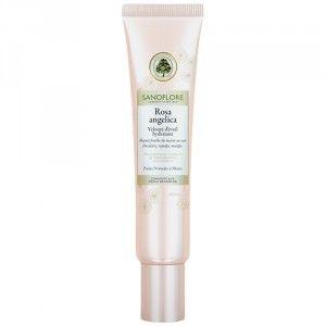 Sanoflore Rosa Angelica - Velouté d'éveil hydratant peaux normales à mixtes