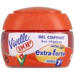 Vivelle Dop Fixation Extra-Forte - Gel coiffant Force 7