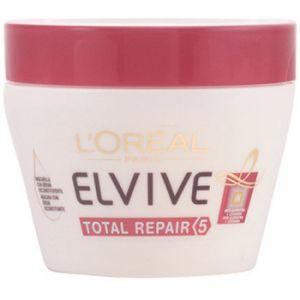 L'Oréal Masque réparation intense Total réparation 5 Elvive - cheveux abîmés - 300 ml