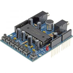 Velleman Audio Shield pour Arduino kit monté V A02
