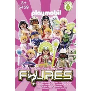 Playmobil 5459 - Figures Fille Series 6