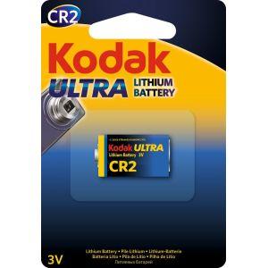 Kodak Piles lithium Ultra CR2 - Vendu par 1