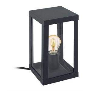 Eglo 94789 Lampe d'extérieur, argent