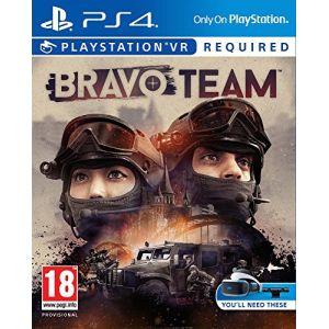 Bravo Team PS4 VR + Code de téléchargement Qui es-tu ? sur PS4