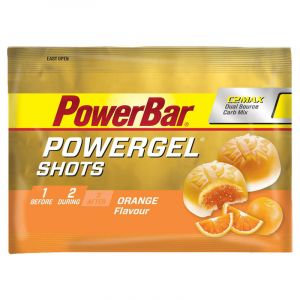 Powerbar PowerGel Shots - 16x60gr orange