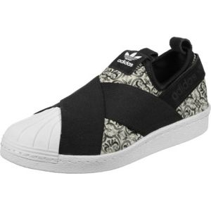 Adidas Superstar Slip On W chaussures noir blanc 40 2/3 EU