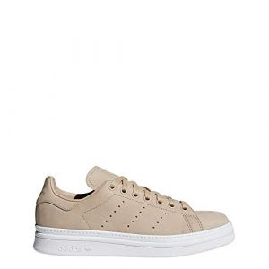 Adidas Stan Smith New Bold W, Chaussures de Fitness Femme, Multicolore Stcapa/Ftwbla 000, 36 2/3 EU