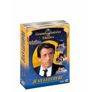 Coffret Jean Lefebvre - Les jumeaux + Pauvre France + Trois coups pour rire