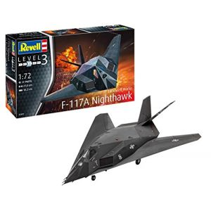 Revell F-117 Stealth Fighter Maquette Avion, 03899