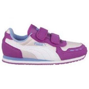 Puma Chaussures enfant Chaussures Sportswear Enfant Cabana Racer Mesh violet - Taille 33,35