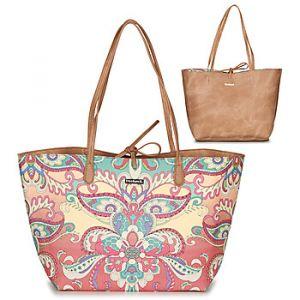 Desigual Shopper Women Red/Multicolor