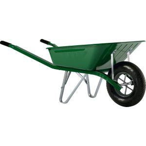 Haemmerlin 302310006 - Brouette Pro Select Bati peinte roue gonflée 90 L