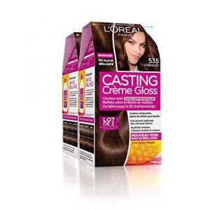 L'Oréal Casting Crème Gloss 535 Chocolat