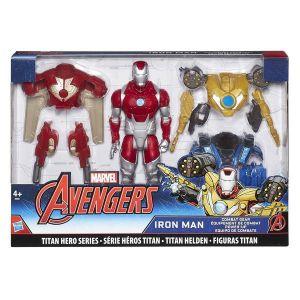 Hasbro The Avengers Titan Iron Man Mega Armures