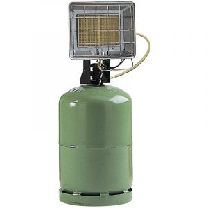 Sovelor Chauffage radiant mobile Gaz Propane 4200W - SOLOR4200CAP
