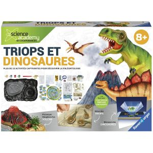 Ravensburger Triops et Dinosaures