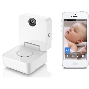 Withings Smart Baby Monitor - Babyphone video pour iPod touch, iPhone et iPad