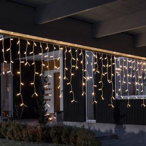 Guirlande Noël Extérieur Rideau Lumineux Hotel Alcyon