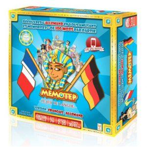 Topi games Memotep Francais Allemand
