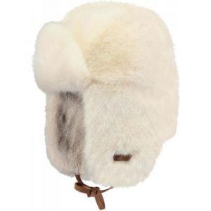 Barts Bonnet - Chapka lucerne blanc modéle femme