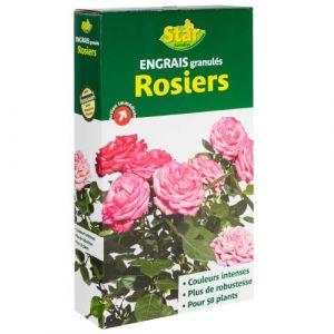 Star Jardin Engrais rosiers en granulés 1kg