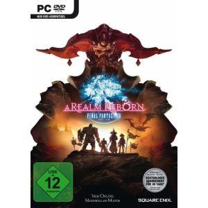 Final Fantasy XIV : A Realm Reborn [PC]