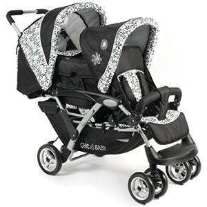 Chic 4 Baby Duo - Poussette double