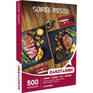 Dakota Box Soirée resto - Coffret cadeau