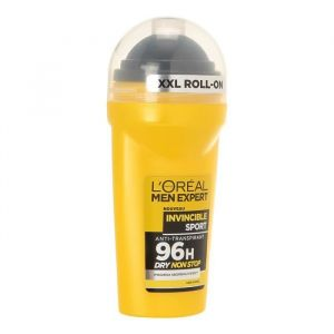 L'Oréal Men Expert Anti-transpirant bille invincible sport - Le roll-on de 50ml