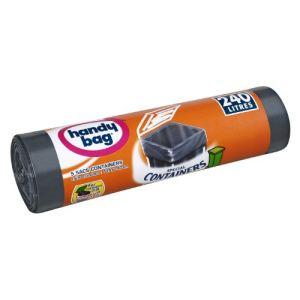Handy Bag 5 sacs poubelle Protège Containers (240 L)