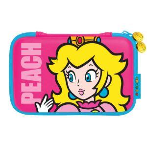 Hori Sacoche de transport 'Peach' hard pour 3DS XL