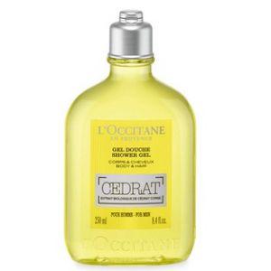 L'Occitane en Provence Cédrat - Gel douche corps et cheveux