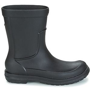 Crocs AllCast Rain Boot Men, Bottes de Pluie, Noir (Black/Black), 41-42 EU