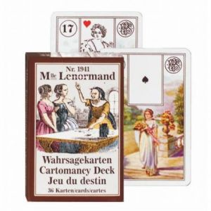 Piatnik 101 - Petit Mlle Lenormand
