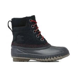 Sorel Boots yooth cheyanne li lace 34 NOIR - Taille 34