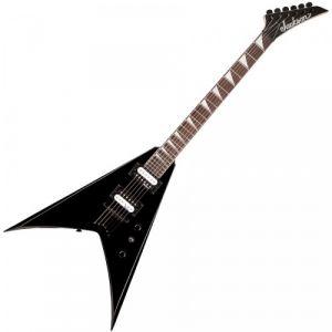 Jackson Guitars JS32T King V S Thru Gloss Black
