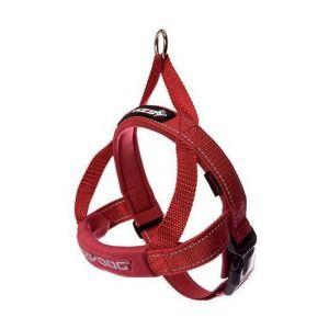 Ezydog Harnais Pose rapide - rouge (rouge) - XXS