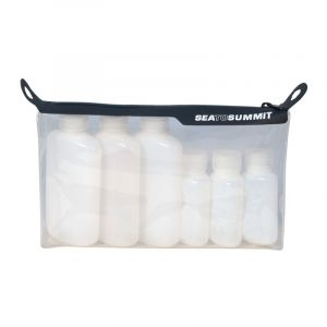 Sea to Summit Trousses de toilette Sea-to-summit Tpu Clear Ziptop Pouch - Clear - Taille 960 ml