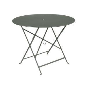 Fermob Bistro - Table de jardin ronde pliante Ø77 cm - Comparer avec ...