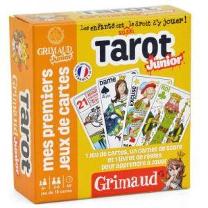 Grimaud Tarot Junior jeu 78 carte