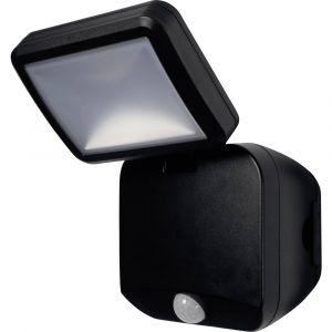 Osram 4058075170766 Projecteur LED extérieur avec détecteur de mouvements 4 W blanc neutre noir