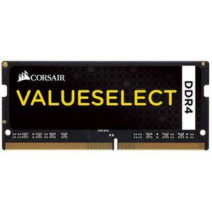 Corsair CMSO8GX4M2A2133C15 - Barrette mémoire Value Select SO-DIMM DDR4 8 Go (2 x 4 Go) 2133 MHz CL15