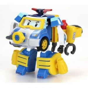 Ouaps Véhicule transformable Robocar Poli : Poli plongeur