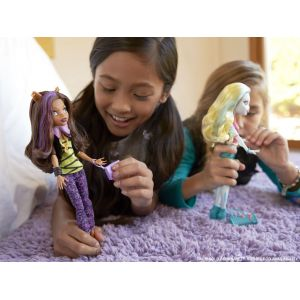 Mattel Monster High Clawdeen Signature