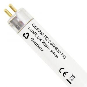 Osram Tubes fluorescents T5 24 W 830 HO (sortie élevée)