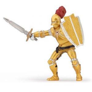 Papo 39778 - Figurine Chevalier or en armure