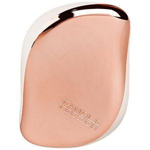 Tangle Teezer Compact Styler Brosse Démêlante Cream Rose Gold