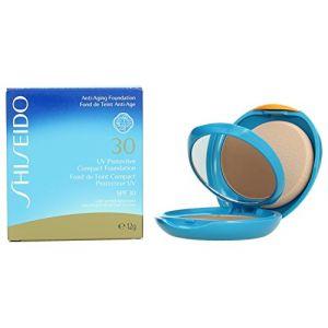 Shiseido SP70 Ivoire Foncé - Fond de teint compact protecteur UV SPF 30