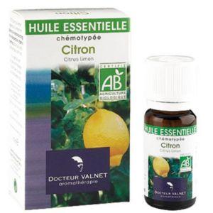 Docteur Valnet Huile essentielle citron bio - 10ml