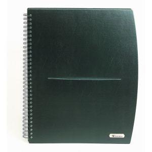 Panodia Album photo à spirale Premium A3 40 feuillets polypropylène